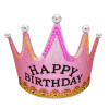 Birthday Crown - Items -