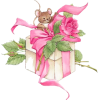 Birthday Mouse - Animals -