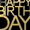 Birthday Text - Textos -