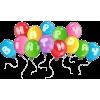 Birthday - Predmeti -