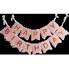 Birthday - Textos -