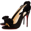 Black Christian Louboutin Etne - Zapatos clásicos -
