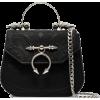 Black Maple Mini Leather Bag - Kleine Taschen -