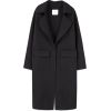 Black 042 - Jacket - coats -