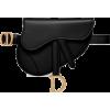 Black. Bag. Dior - Travel bags -