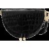 Black. Bag. - Hand bag -
