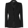Black Blazer - Jacket - coats -