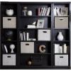 Black. Bookshelf - インテリア -