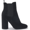 Black Chelsea Boots - Boots -