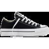 Black. Converse - Sneakers -