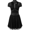 Black Dress - Dresses -