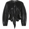 Black Faux Leather Top. - Other -