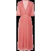 Black Iris chiffon dress - Haljine -