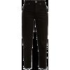 Black. Jeans - Jeans -