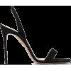 Black Sandal - Sandals -