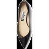 Black. Shoes - Scarpe classiche -