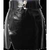 Black. Skirts - Юбки -