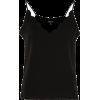 Black Tank - Camisas sin mangas -