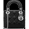 Black - Hand bag -