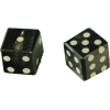 Black and white dice - Items -
