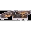 Black/gold ring stack Resity on Etsy - Anillos -