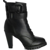 Black heeled boots - Boots -