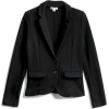 Black jersey jacket - Jacket - coats - £34.99  ~ $46.04