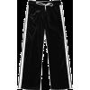 Black pants - Capri & Cropped -