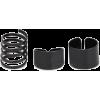 Black ring set - Кольца -