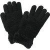 Black ski gloves - Gloves -