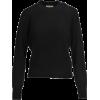 Black sweater - Puloverji -