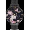 Black watch - Watches -