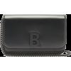 B. leather cross-body bag £625 - Schnalltaschen -