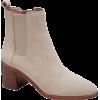 Block Heel Chelsea Boot - Boots - $168.00  ~ £127.68