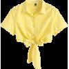 Blouse - Majice - kratke -