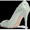 Blue PVC Pumps - Klassische Schuhe - $995.00  ~ 854.59€
