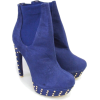 Blue boots - Boots -