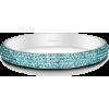 Blue crystal - Pulseiras -