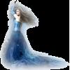 Blue Fairy - Rascunhos -