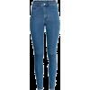 Blue. Jeans - Jeans -