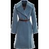 Blue Marc Jacobs coat - Jacket - coats -