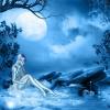 Blue Moon Lady - People -