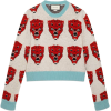 Blue. Red. White. Pullover. GUCCI - Jerseys -