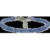 Blue Sapphire Bracelet - Braccioletti - $39.99  ~ 34.35€