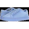 Blue Sneakers - Tenis -