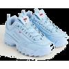 Blue Sneakers - Tenisice -