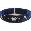 Blue Velvet Moon and Star Choker - Necklaces -