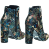 Blue - Boots -