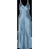 Blue - Платья -