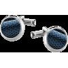 Blue cufflinks (Montblanc) - Other jewelry -